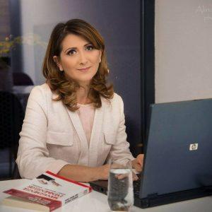 Mariana Mărgăritescu-Manager Doctors Night Out