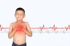 insuficienta cardiaca la copii