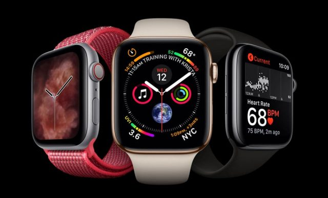 Apple Watch 4- Inovatie in masurarea ECG