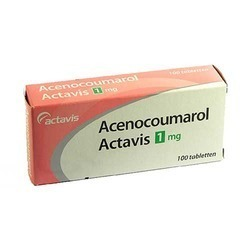 Acenocumarol
