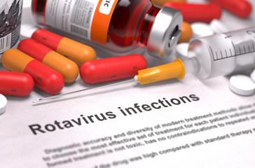 Infecția rotavirală