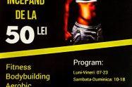 Fitness Orhideea partener newsmed