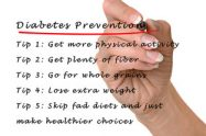 Prevenția diabetului zaharat