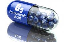 Vitamina B5 (acid pantotenic)