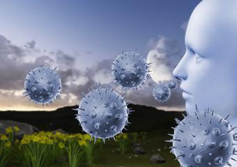Rinita alergica