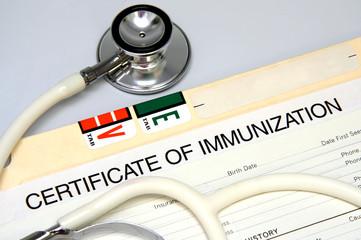 imunizarea artificială este de două tipuri, imunizarea activă și imunizare pasivă