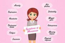 simptome ce apar in menopauza