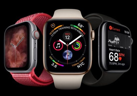Apple-watch-4 EKG