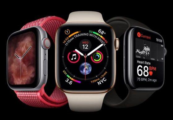 Apple-watch-4 EKG