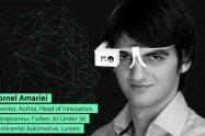 imagine cu inventatorul ochelarilor lumen