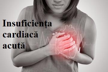 ce este insuficiența arterială și venoasă